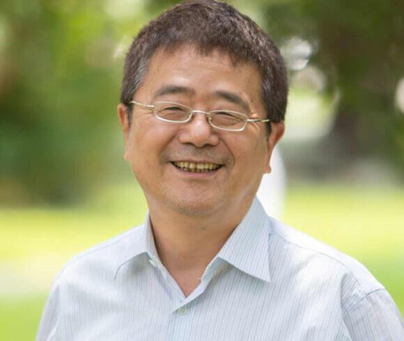 詹富智 教授