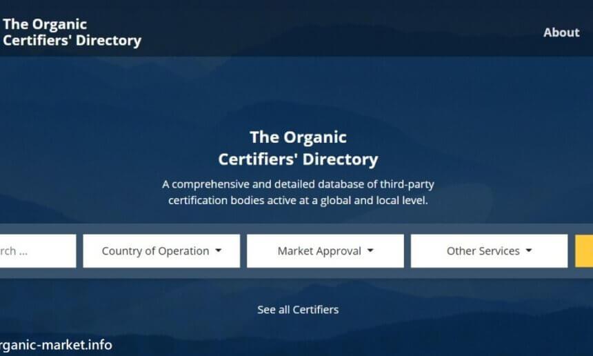 IFOAM 推出全球有機驗證機構目錄平台