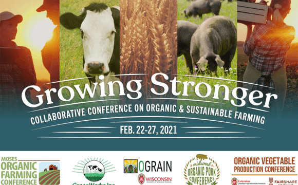 2021 MOSES Collaborative Conference on Organic & Sustainable Farming