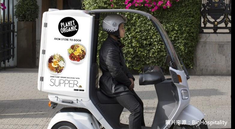 世界有機連鎖企業大介紹-倫敦Planet Organic連鎖有機超市